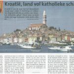 Katholiek Nieuwsblad - Kroatië, land vol katholieke schatten